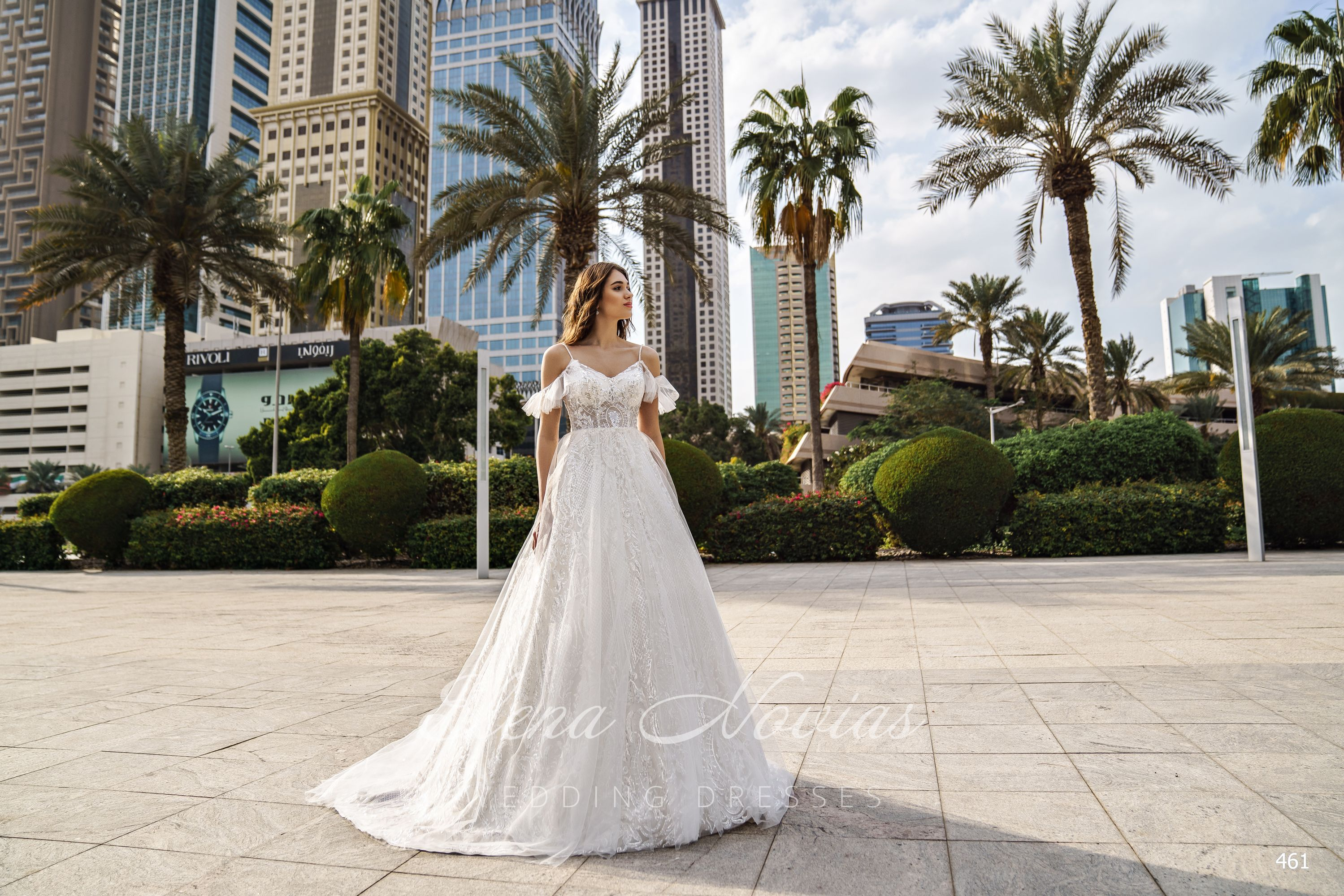 Wedding dresses 461 1