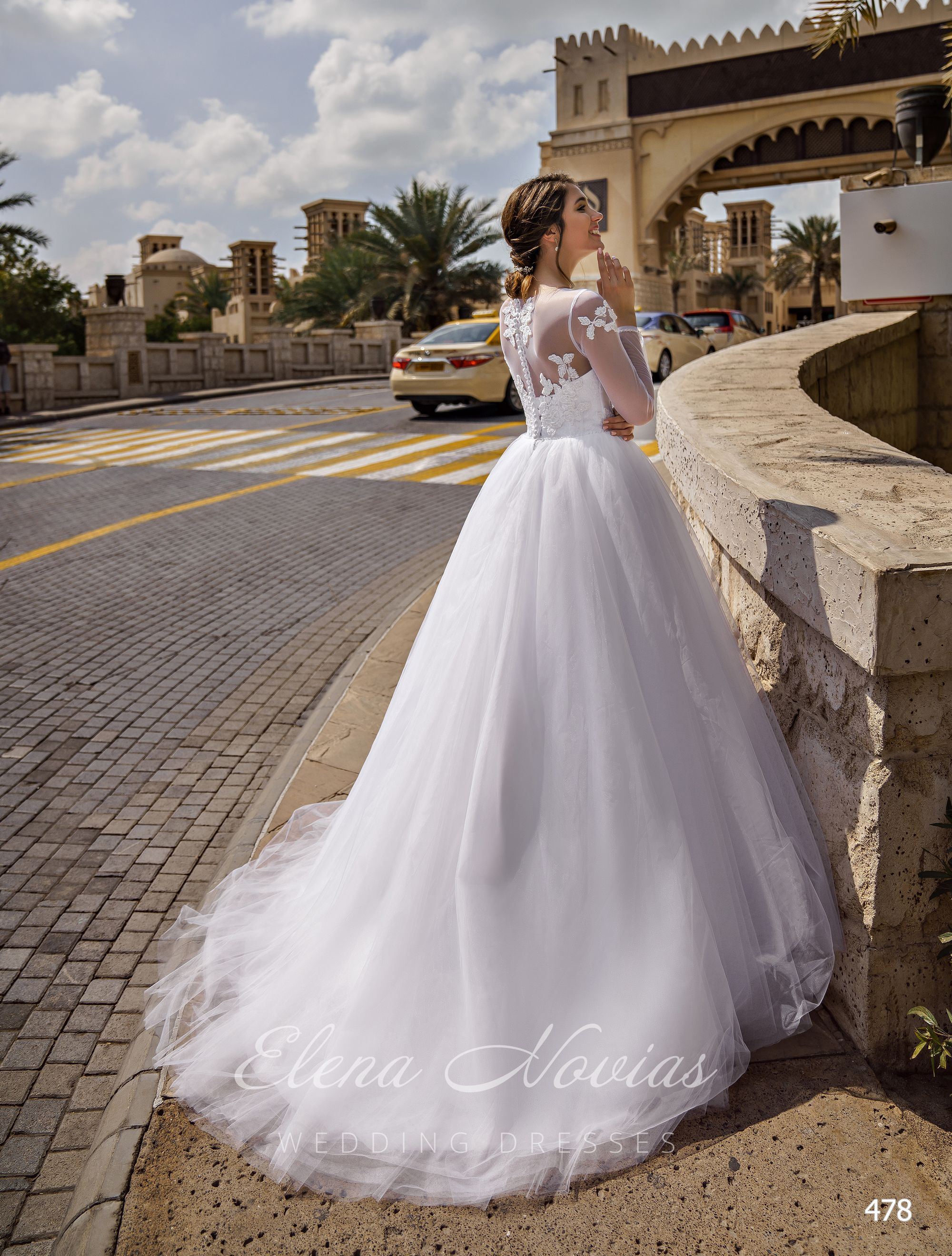 Wedding dresses 478 3