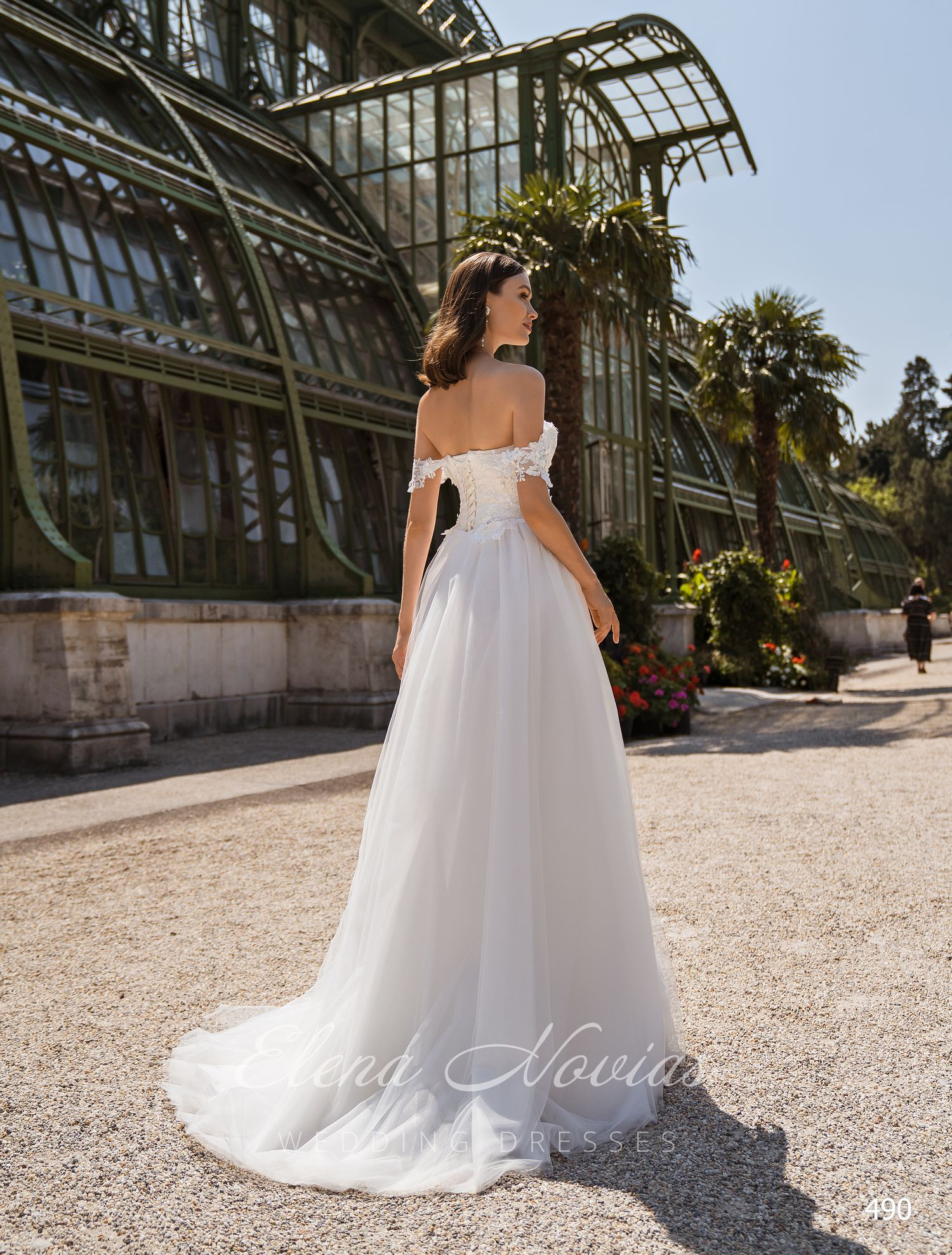 Wedding dresses 490 2