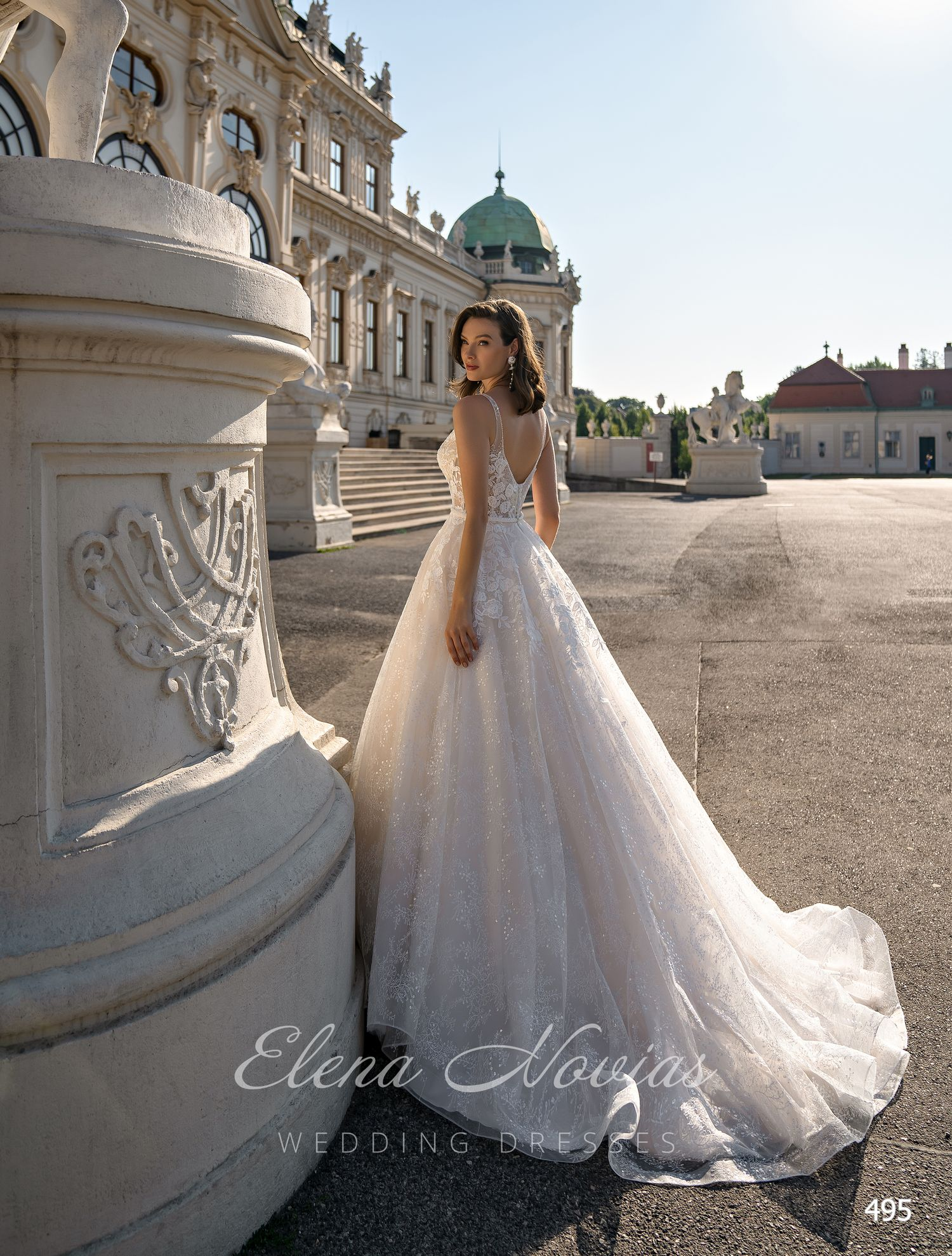 Wedding dresses 495 2