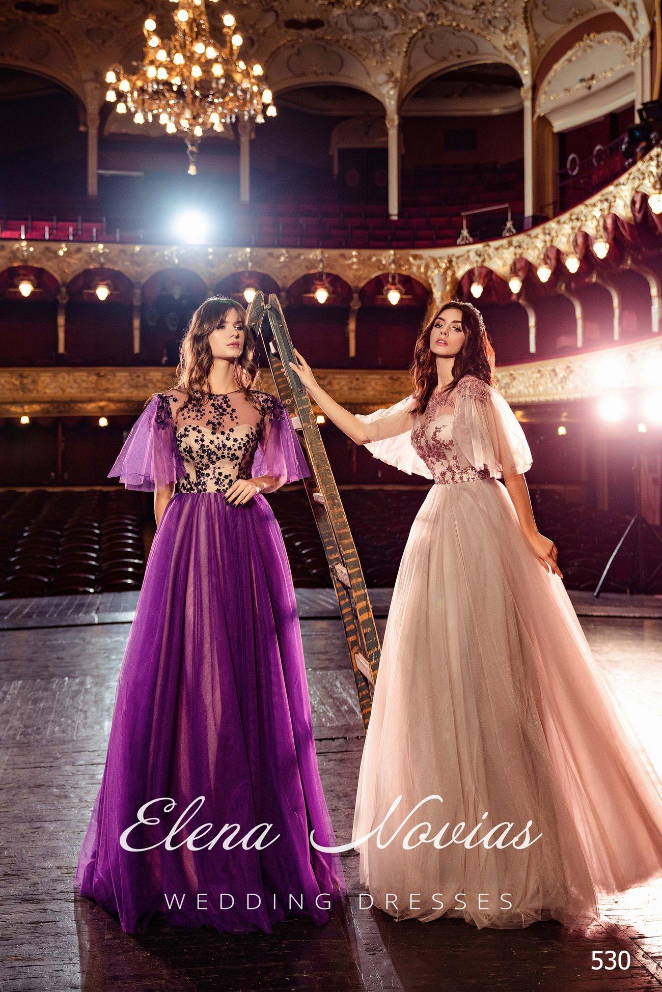 Evening dresses V-530 3