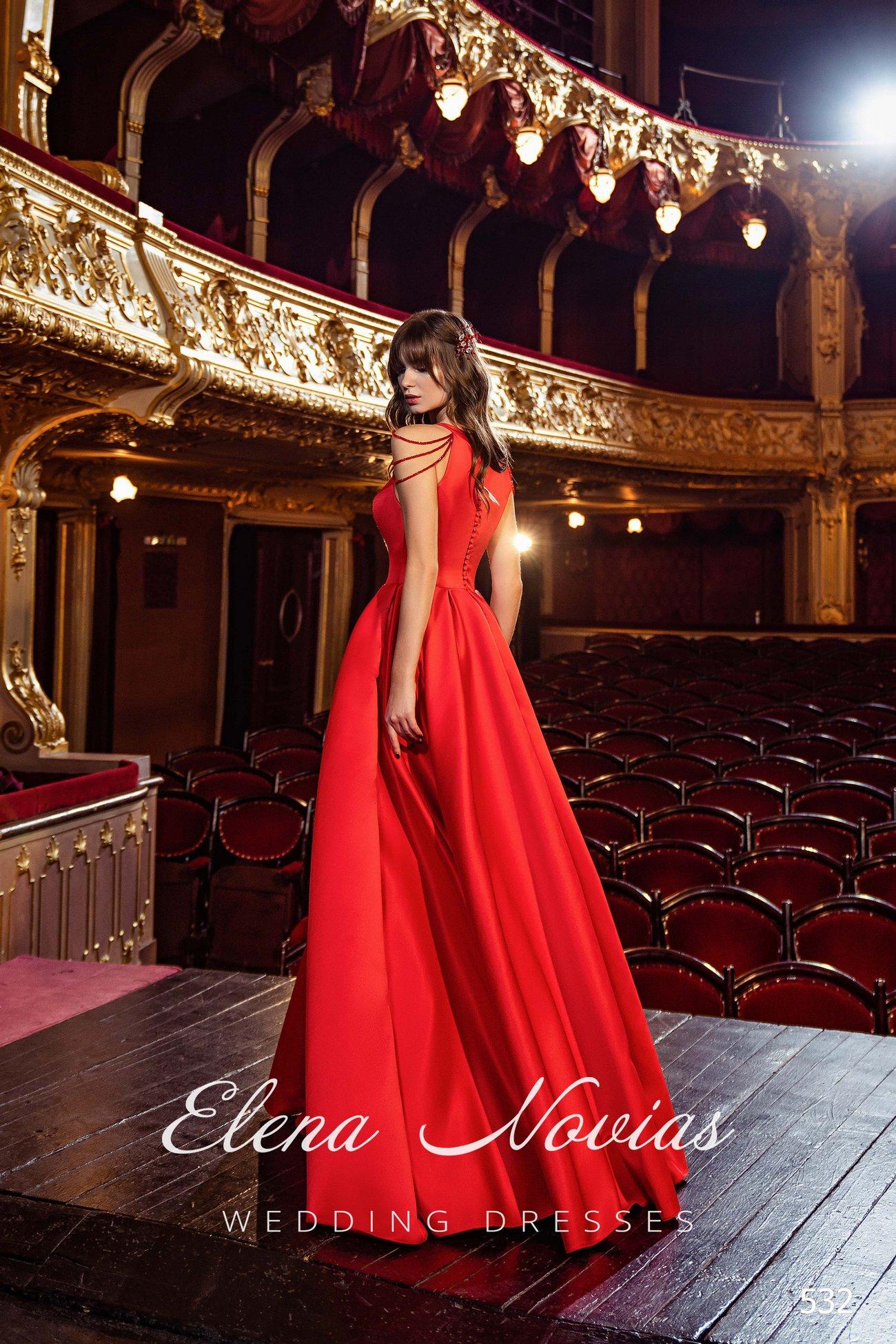 Evening dresses V-532 4
