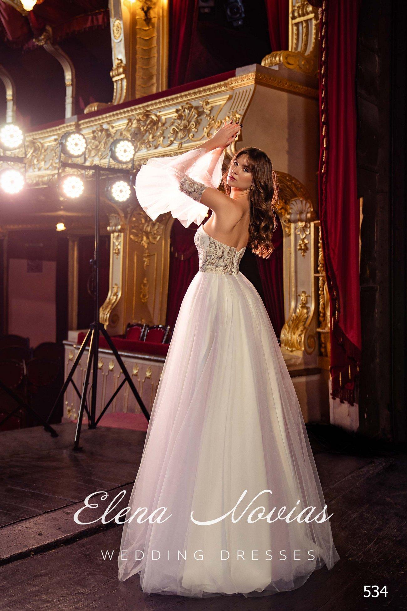 Вечерние платья V-534 2