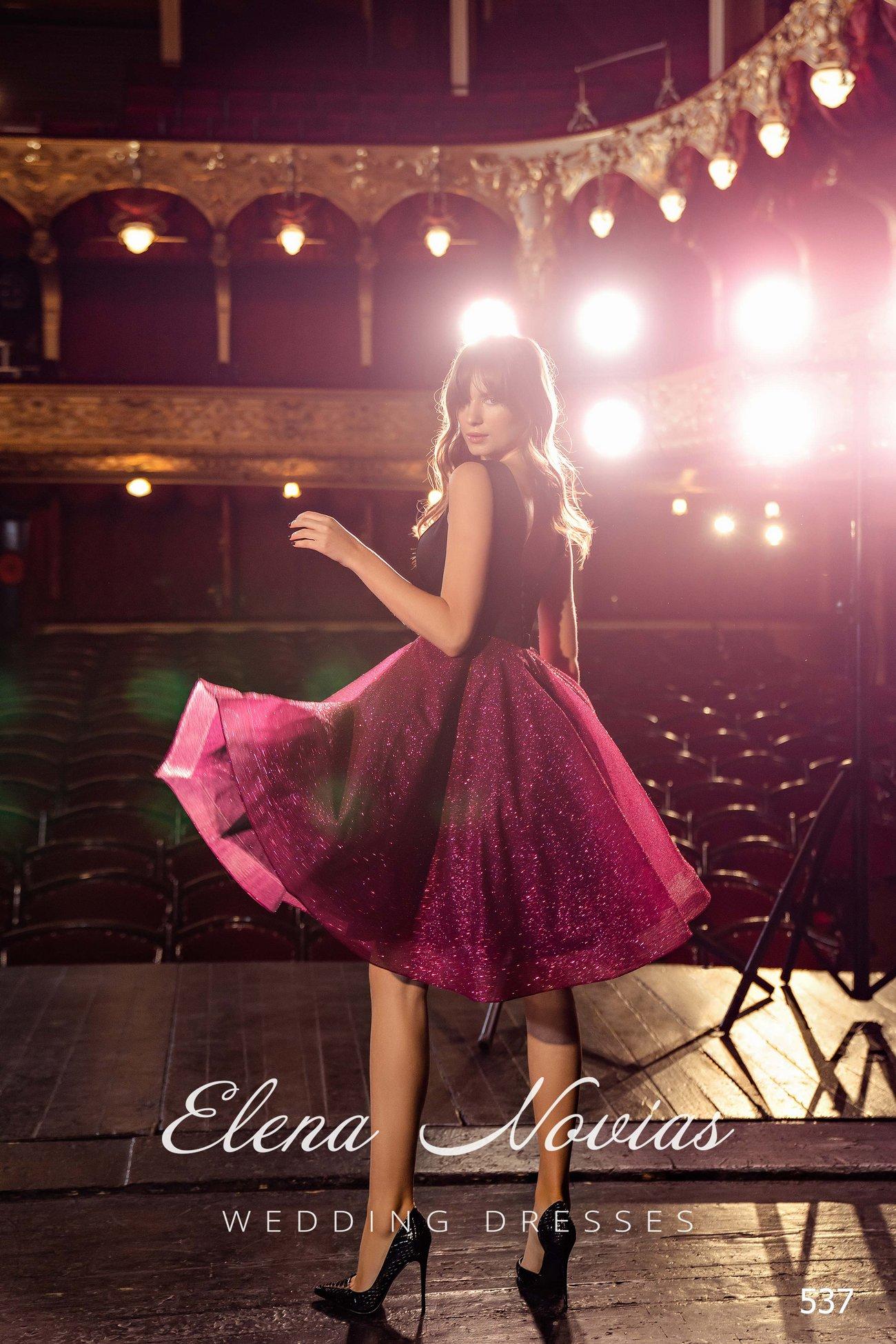 Evening dresses V-537 2