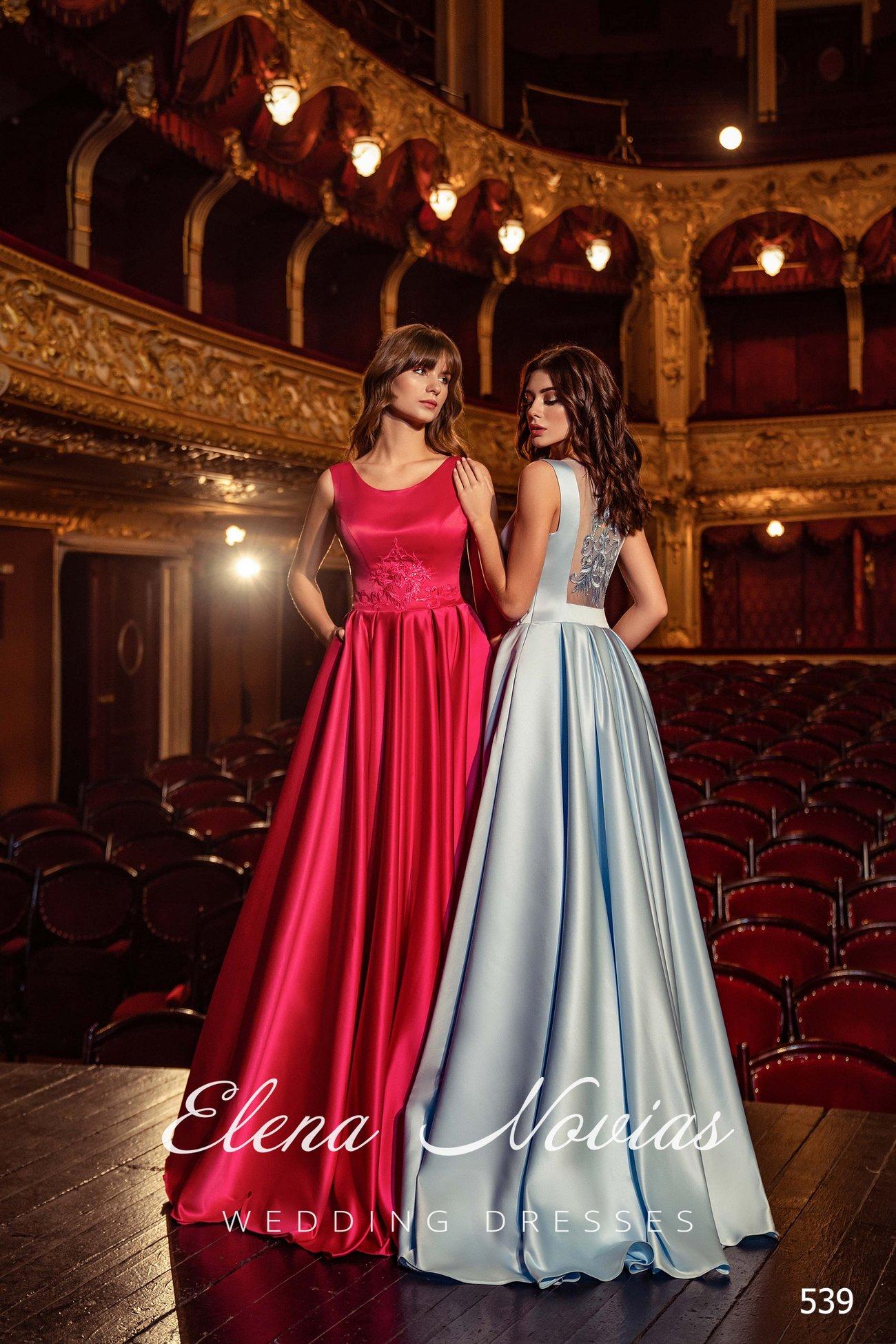 Evening dresses V-539
