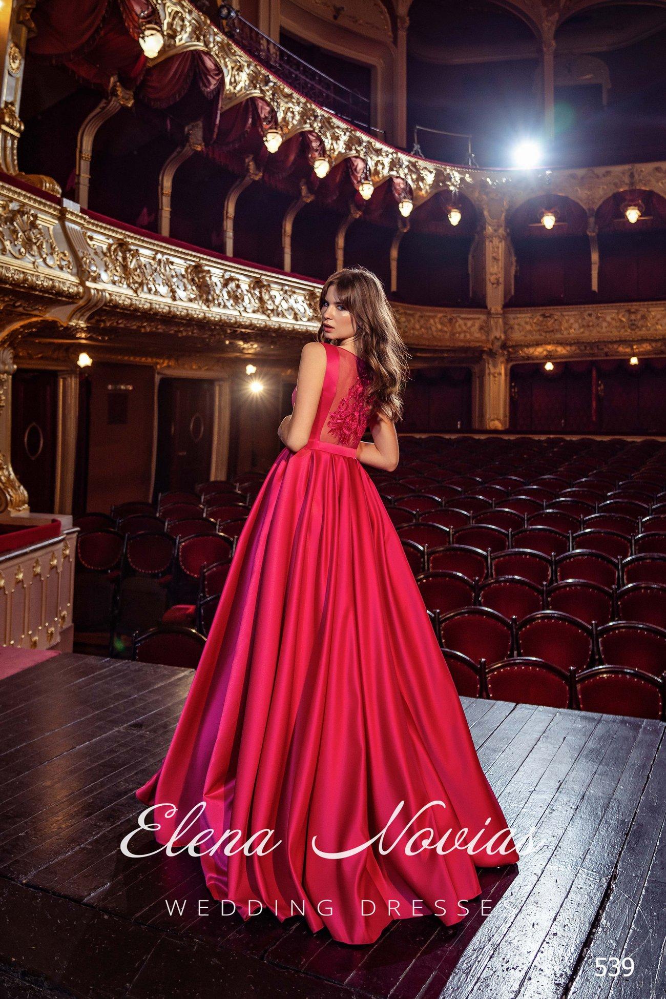 Evening dresses V-539 2