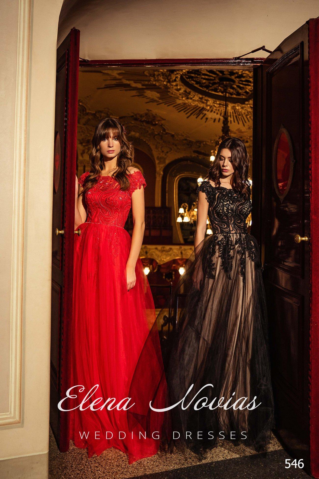 Вечерние платья V-546