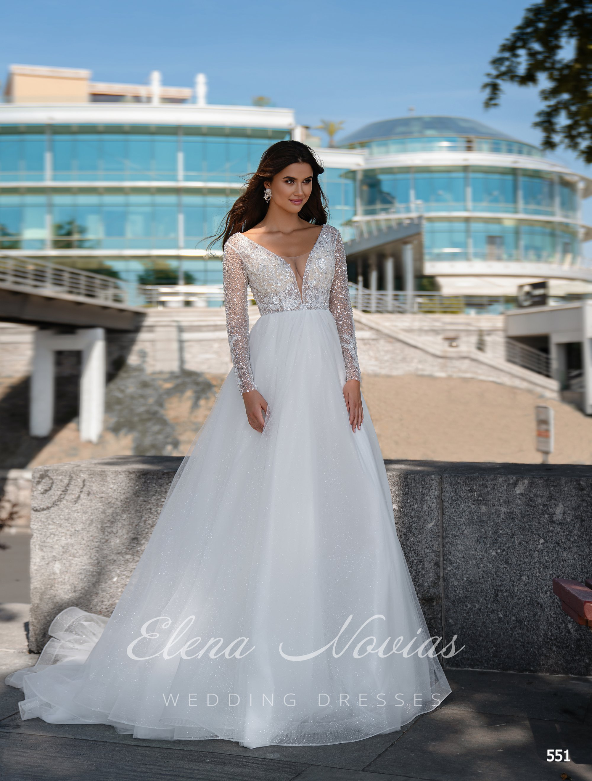 Wedding dresses 551 2