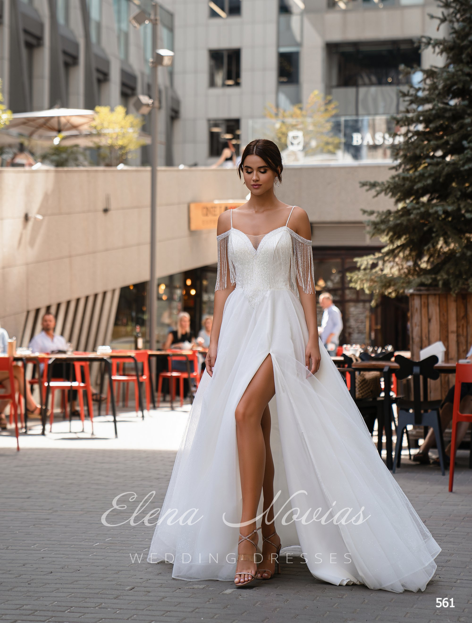 Wedding dresses 561