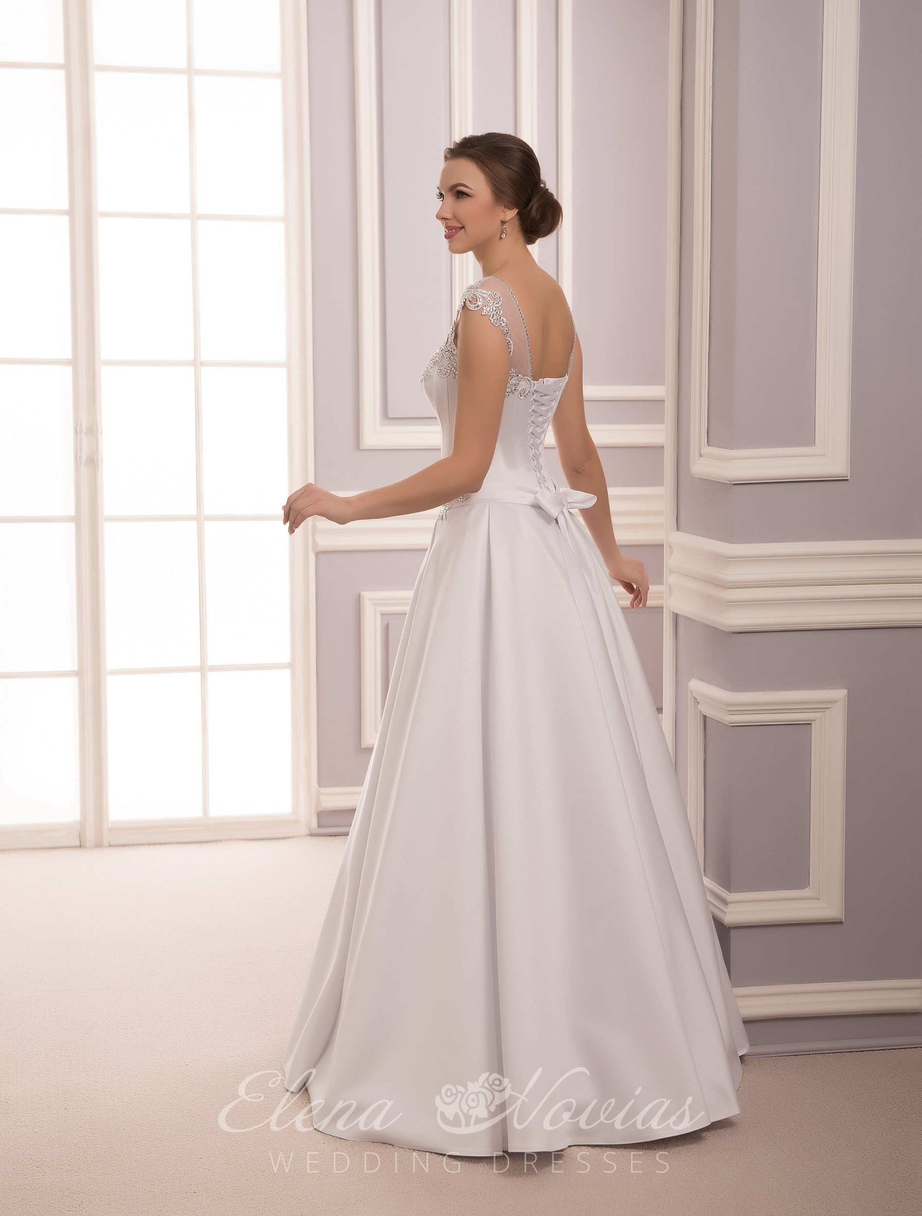 Свадебное платье оптом 71