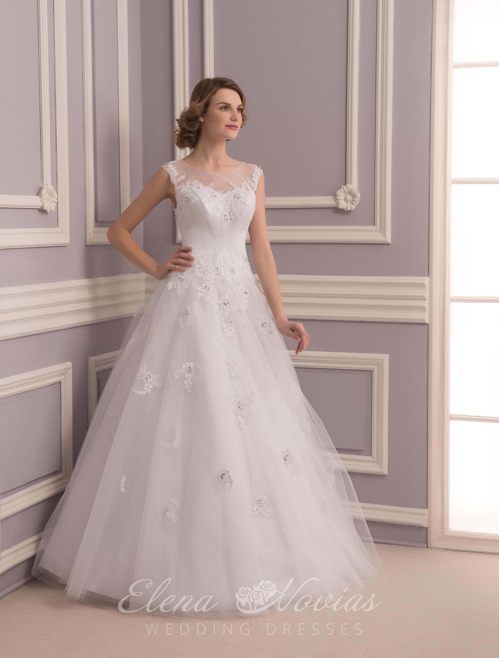Свадебное платье оптом 90