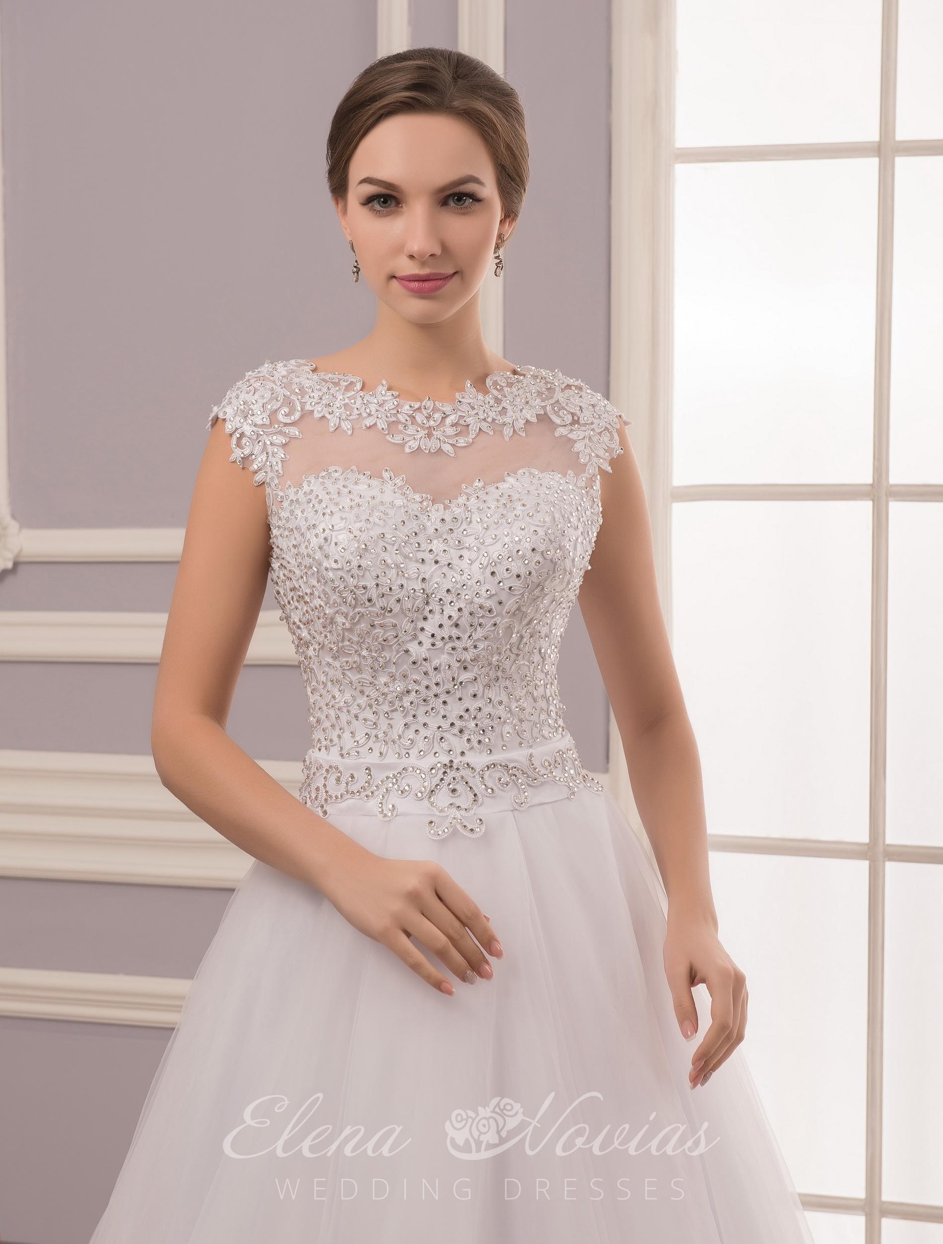 Свадебное платье оптом 93