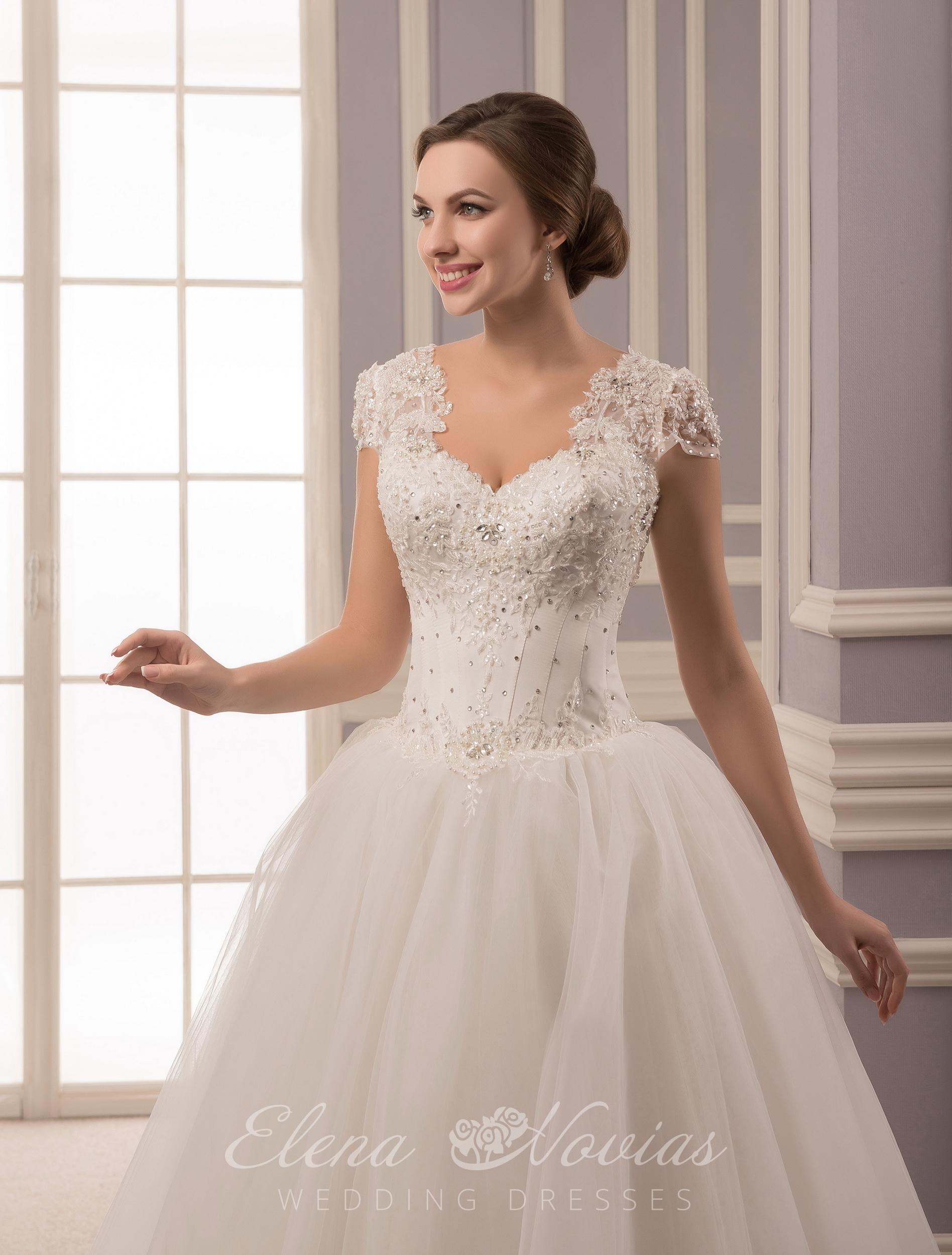 Свадебное платье оптом 95