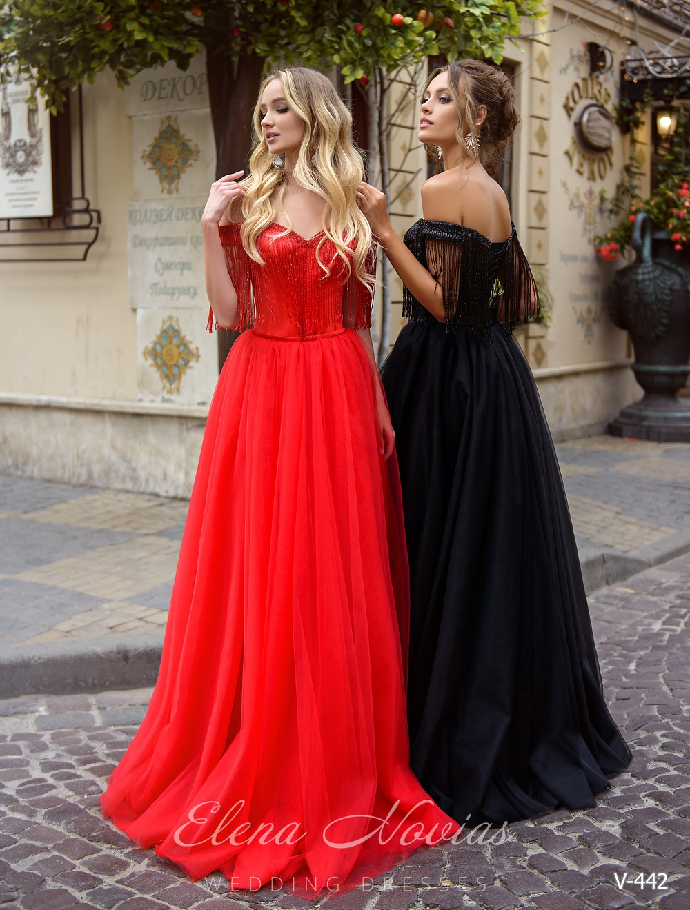 Вечерние платья с юбкой в складку оптом