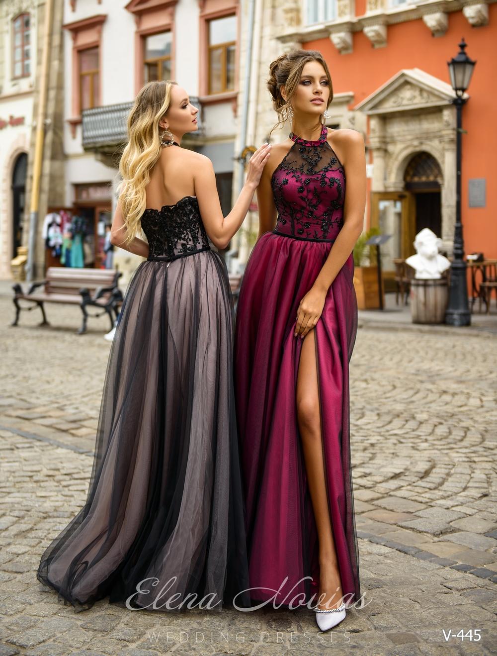 Вечерние платья с разрезом
