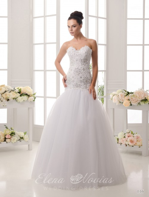 Wedding dress wholesale 116 116