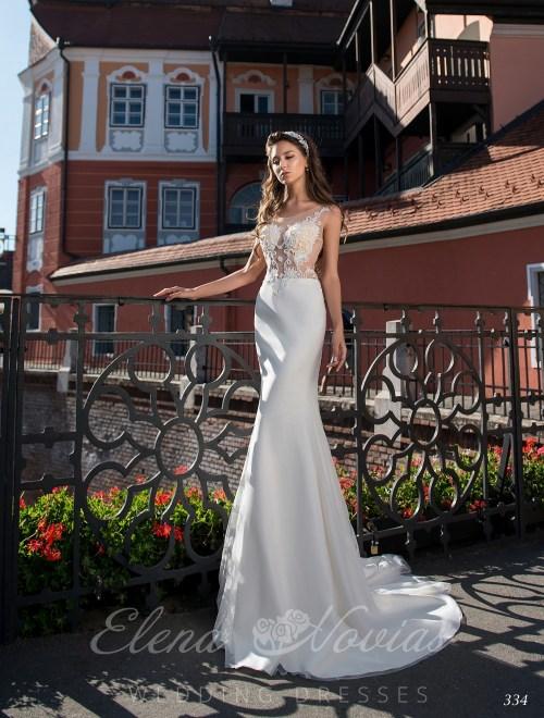 Не пышные свадебные платья
