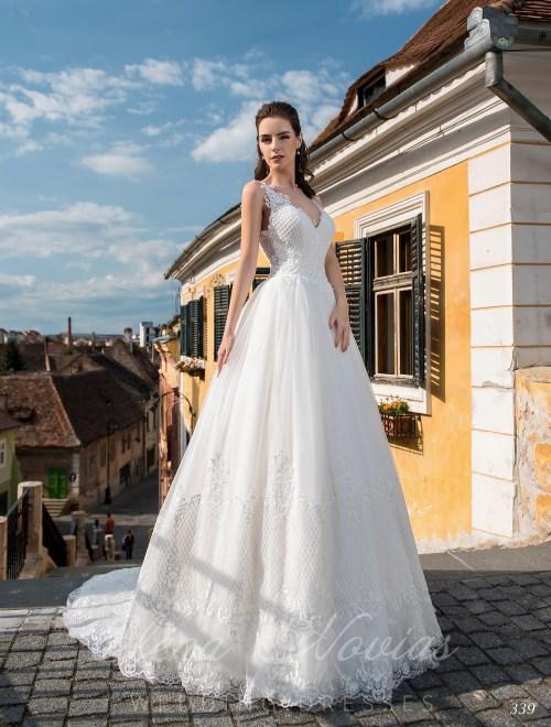 Актуальные модели свадебных платьев