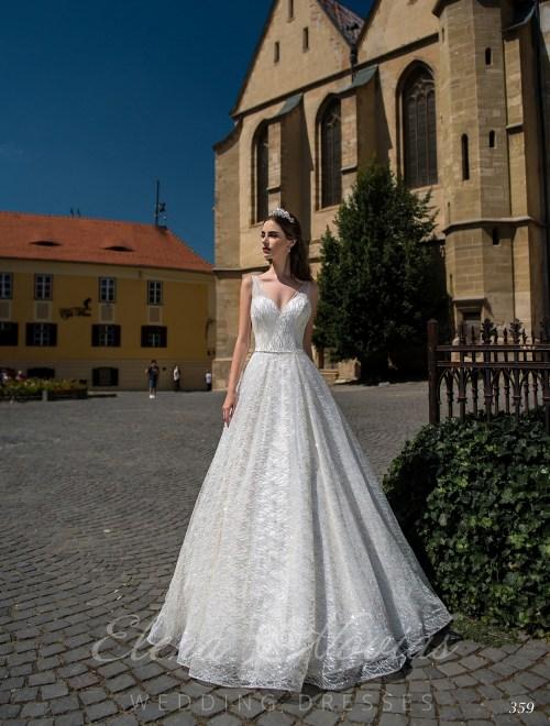 Кружевное свадебное платье оптом от Elenanovias