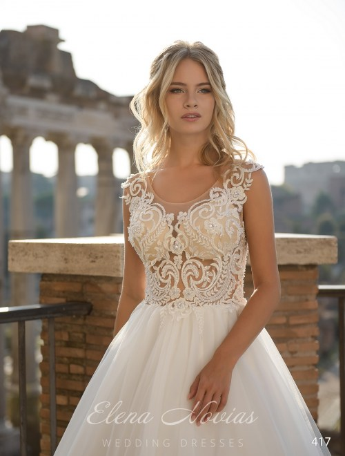 Wedding dress wholesale 417 417