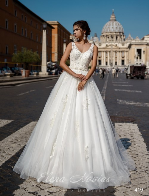 Wedding dress wholesale 419 419