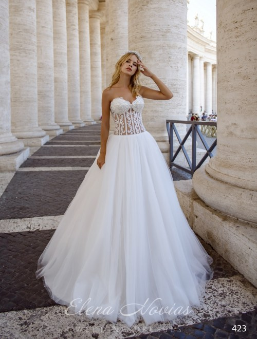 Wedding dress wholesale 423 423