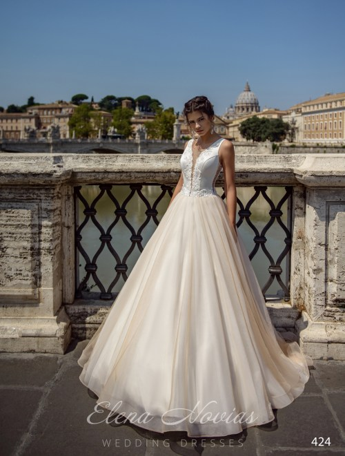 Wedding dress wholesale 424 424