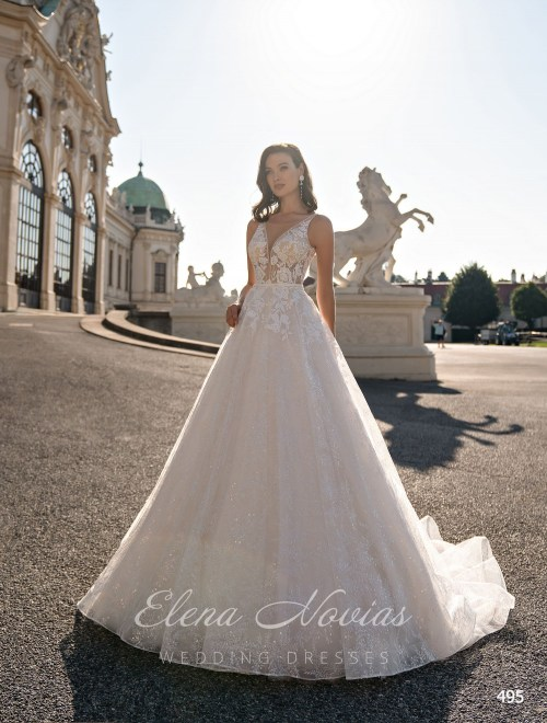 Wedding Dresses 495